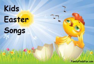 Kids Easter Songs