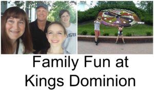 Kings Dominion Rides 2017