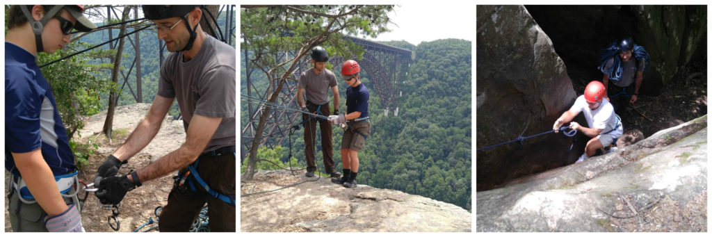 Hard Rock Climbing Visit West Virginia -