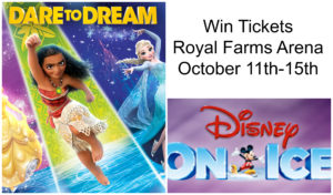 Discount tickets Disney on Ice Royal Farms Arena