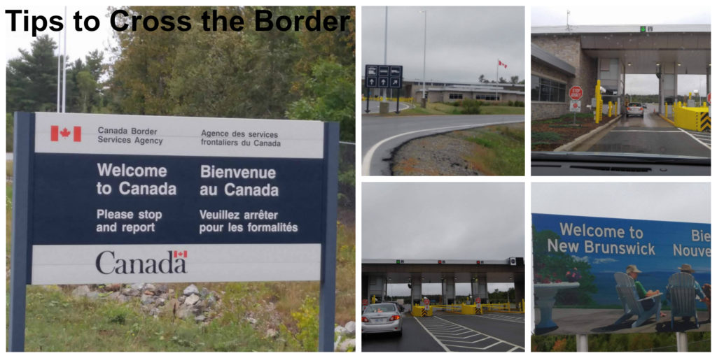 How to Cross the Canadian Border Tips to Cross the Border to Canada