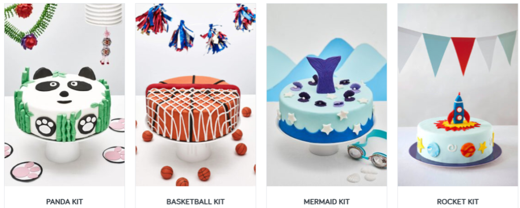 Cake Making Kits 1