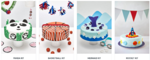 Cake Making Kits 1
