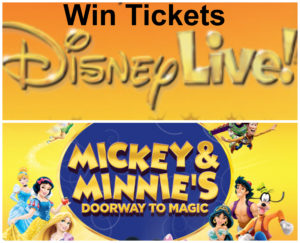 Discount Tickets Disney Live