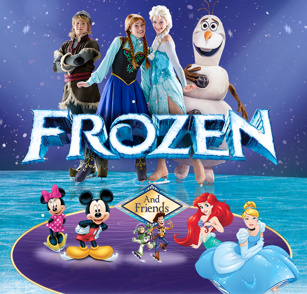 Discount tickets Frozen on Ice