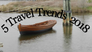 Travel Trends of 2018